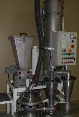 turbo air separator