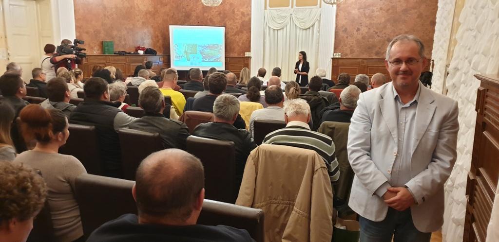 Stakeholder Training in Serbia, Nov 2019