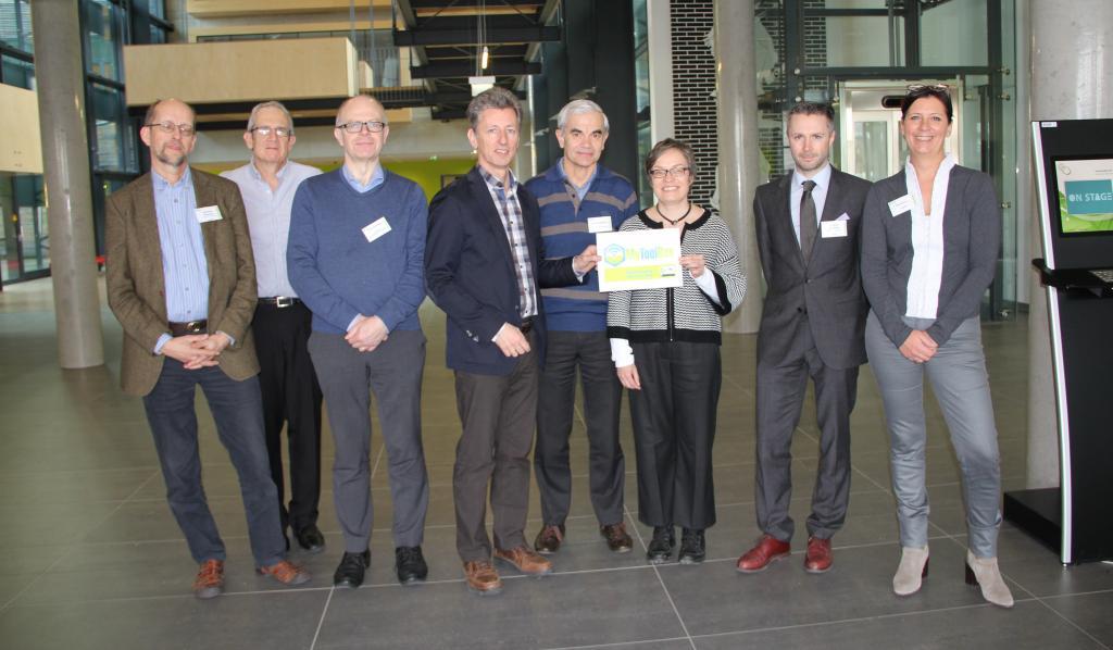 Kick-Off meeting Tulln: Advisory board